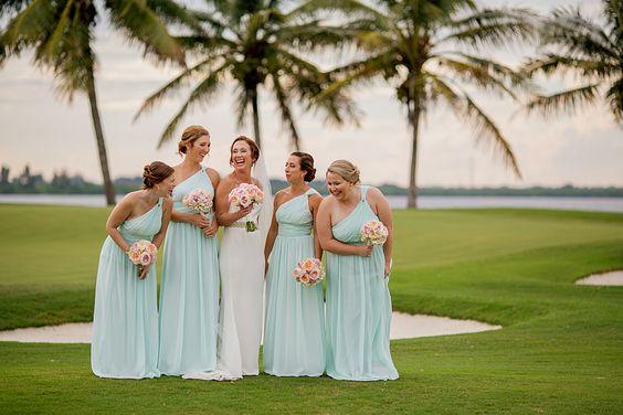 Vestidos Para Damas De Bodas En La Playa 29 Como