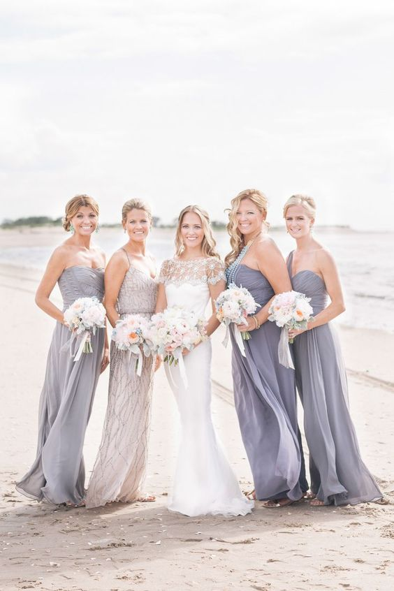 Vestidos para boda en la playa para senoras