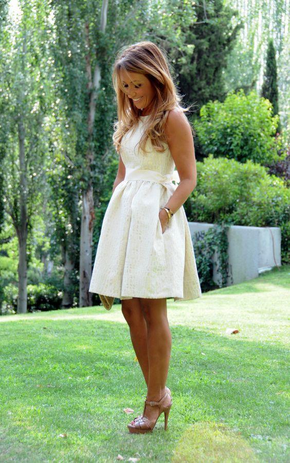 Vestidos Para Madrina De Bautizo Tendencias Y Más
