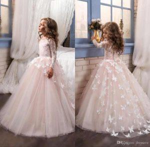 Vestidos para primera comunion nina modernos (2)