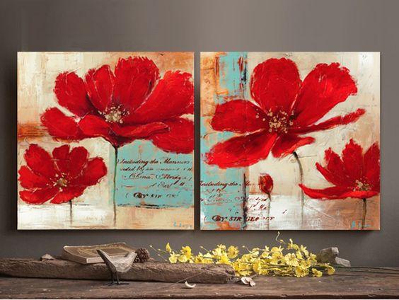 tendencias en decoracion con cuadros al oleo