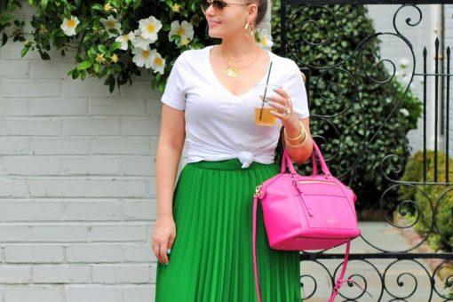 Faldas maxi para mujeres plus size