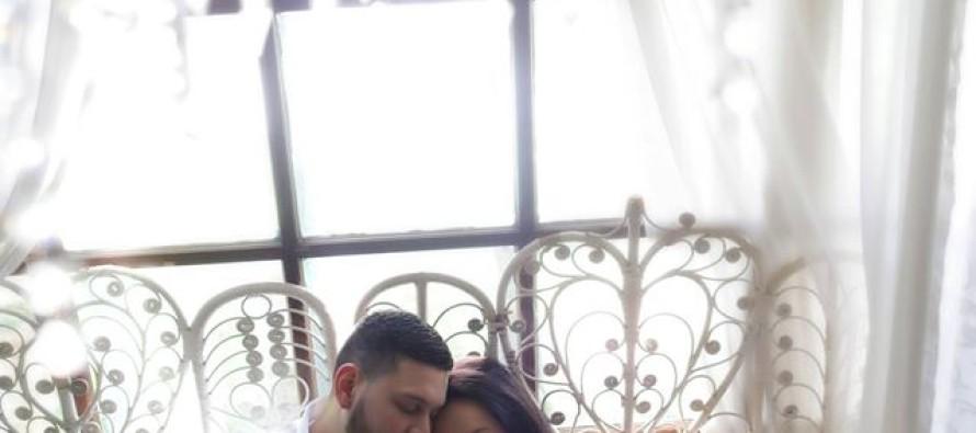 Ideas de sesion de fotos de embarazo con tu pareja