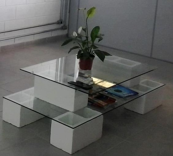 Ideas para decoracion con bloques de construccion 13 for Decoracion construccion