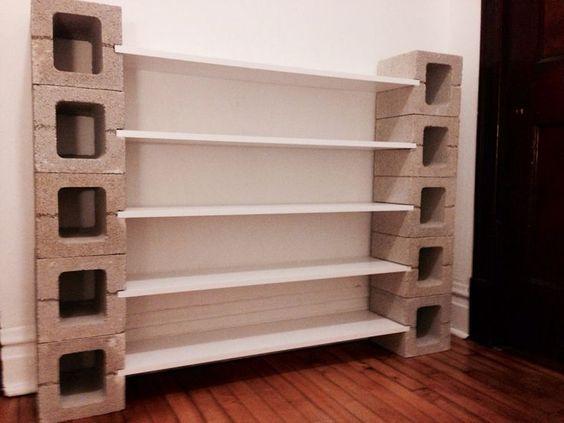 Ideas para decoracion con bloques de construccion 14 for Decoracion construccion