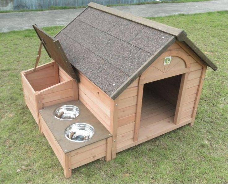 Ideas para hacer casas de perros 3 decoracion de for Construir casa de perro