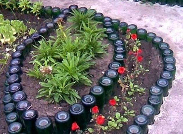 Ideas para reciclar 6 como organizar la casa fachadas decoracion de interiores ideas Como organizar un jardin grande