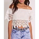 ideas para usar blusas con hombros descubiertos (1)