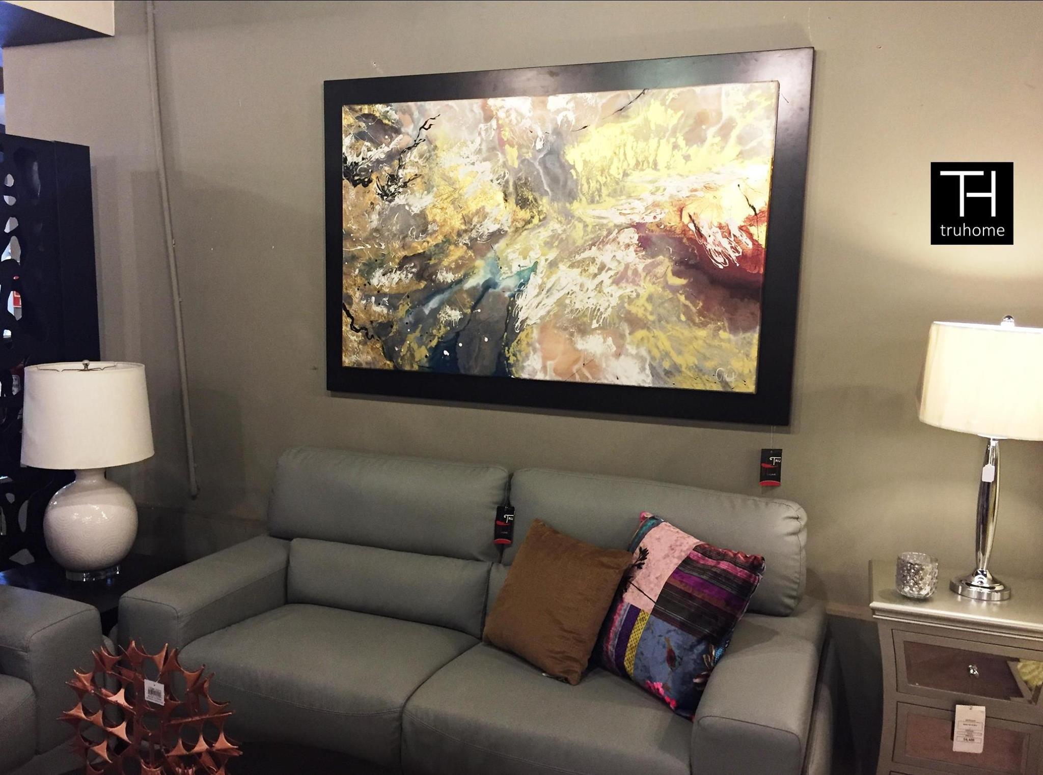 Tendencias en decoracion con cuadros al oleo 14 como for Tendencias en decoracion de interiores 2016