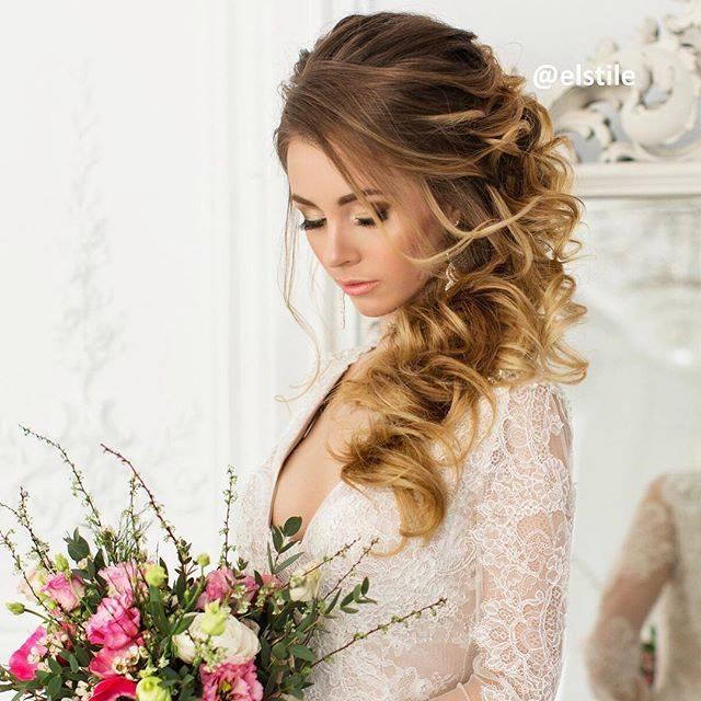 Tendencias peinados romanticos para boda y quinceanera 5 for Tendencias jardin 2016