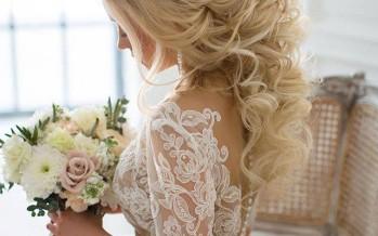 Tendencias peinados romanticos para boda y quinceañera