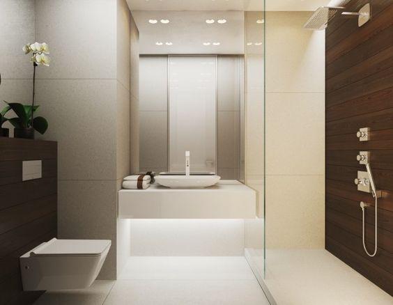 Ba os modernos y elegantes 7 decoracion de interiores for Banos elegantes y modernos