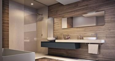 Baños modernos y elegantes