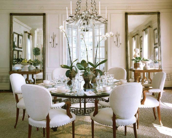 Comedores circulares 11 decoracion de interiores for Fachadas de comedores