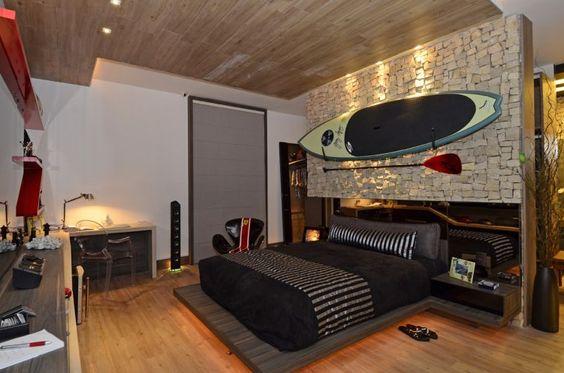 habitaciones masculinas decoracion Decoracion De Habitaciones Masculinas 2 Como Organizar
