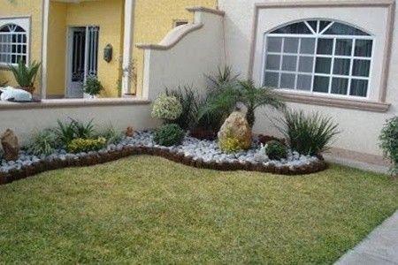 diseos de patios y jardines minimalistas decoracion de interiores fachadas para casas como organizar la casa - Jardines Minimalistas
