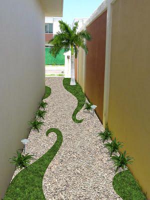 Dise os de patios y jardines minimalistas 14 for Disenos de jardines y patios