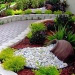 Diseños de patios y jardines minimalistas (6)