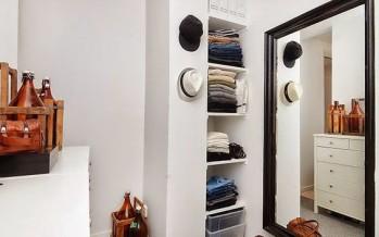 Ideas de almacenamiento para casas pequeñas