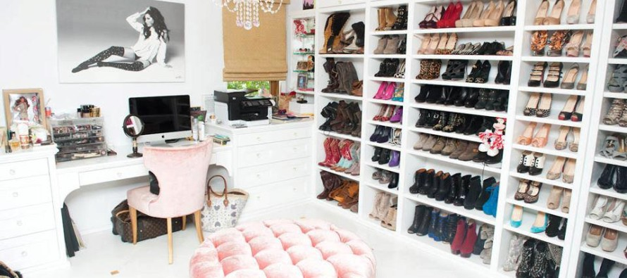 Ideas de closets elegantes