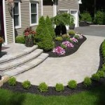 Ideas para decorar jardines del frente (15)