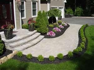 Ideas para decorar jardines del frente 15 decoracion for Caminerias de jardin