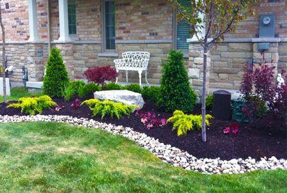 Ideas para jardines baratos cheap perfect jardines que se - Jardines economicos ...