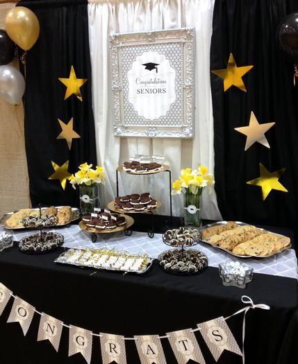 Ideas para fiesta de graduacion 11 decoracion de - Ideas para fiestas en casa ...