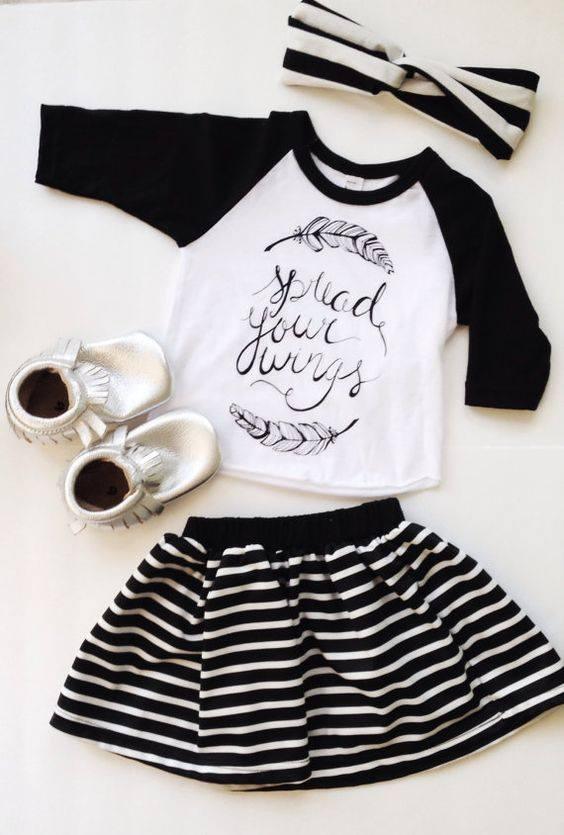e8eb734a6e29c 15 outfits modernos para niñas