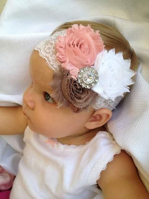 Balerinas con flores de tela tendencia para niñas (24)