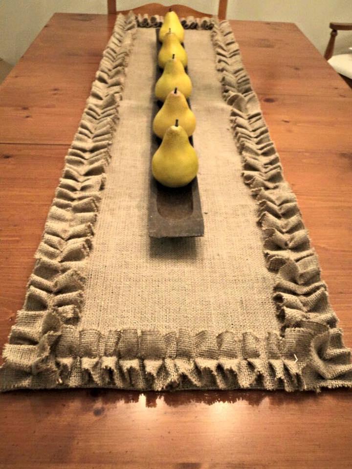 Caminos para mesa 23 decoracion de interiores fachadas for Como hacer caminos de mesa modernos