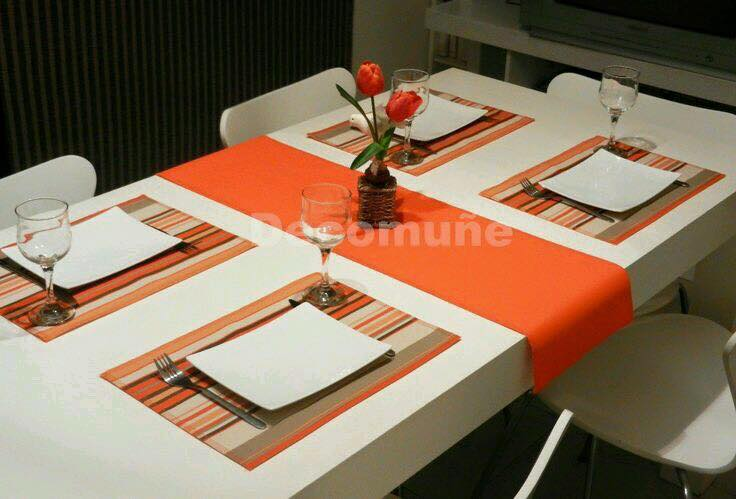 Caminos para mesa 3 decoracion de interiores fachadas for Caminos para mesas