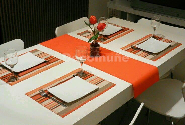 Caminos para mesa 3 decoracion de interiores fachadas - Caminos para mesas ...
