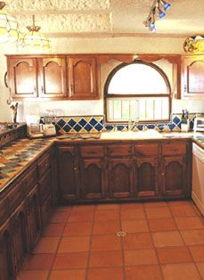 Cocinas rusticas tradicionales 7 decoracion de for Ideas para cocinas pequenas rusticas