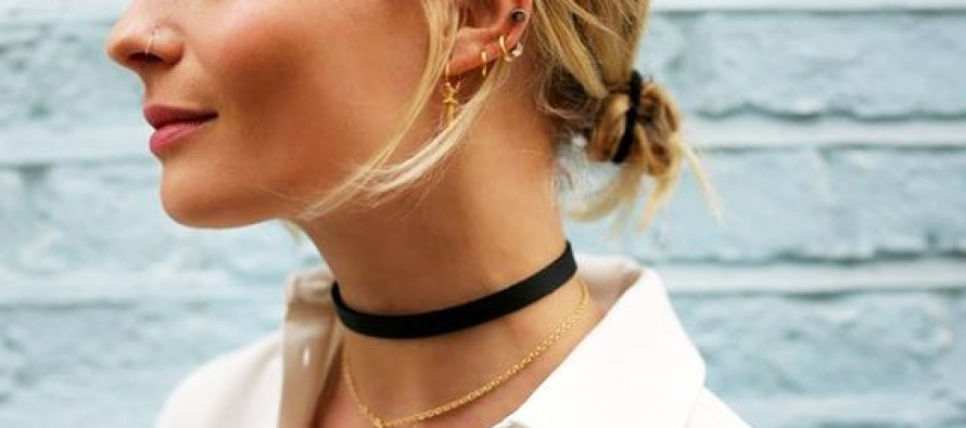 Collares chockers tendencia 2016
