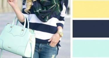 Combina colores y arma tu outfit perfecto