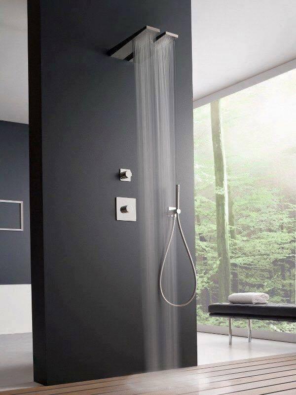 Regadera De Baño Moderna:de baños con regaderas modernas (13)