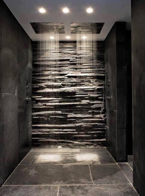 Regadera De Baño Moderna:de baños con regaderas modernas (14)
