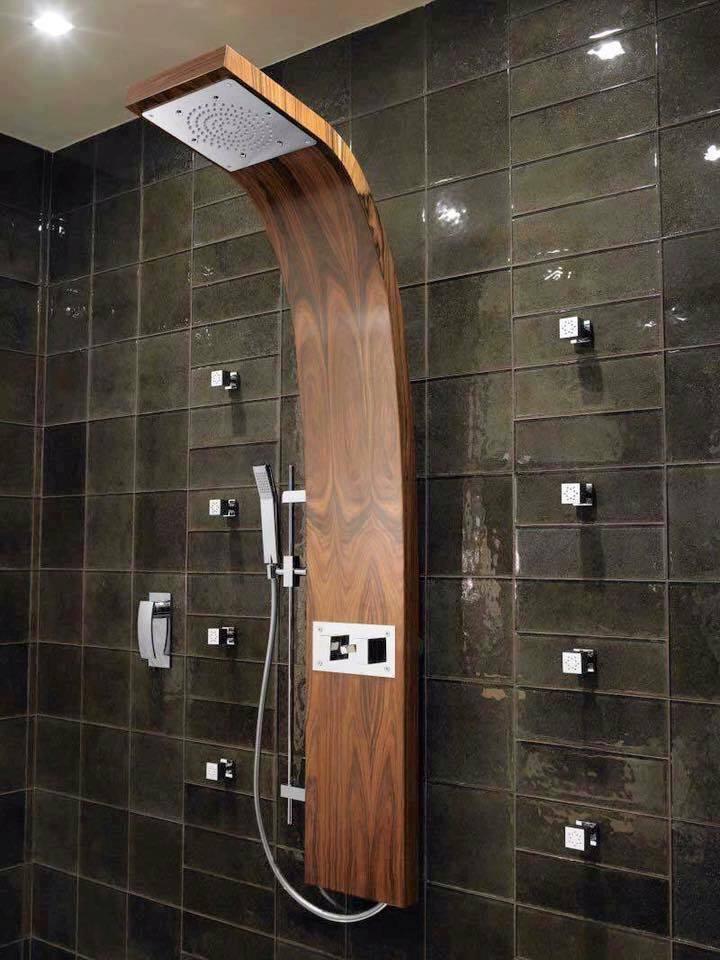Regadera De Baño Moderna:Decoracion de baños con regaderas modernas