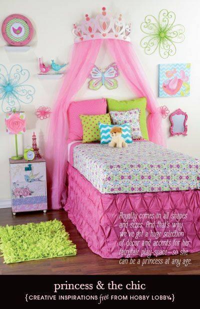 Decoracion de habitacion infantil para ni a 1 - Decoracion habitacion infantil nina ...