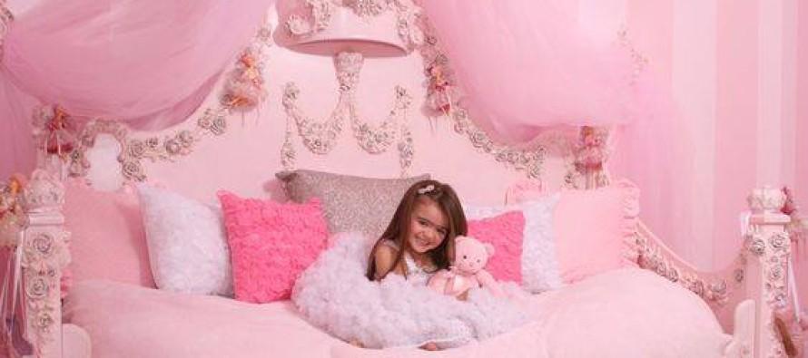 Decoracion de habitacion infantil para niña