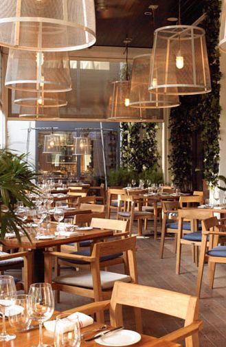 Decoracion de restaurantes 14 decoracion de interiores - Decoracion de interiores restaurantes ...