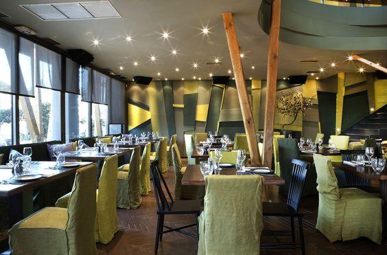 Cocinas rusticas tradicionales curso de organizacion de for Ideas decoracion restaurante