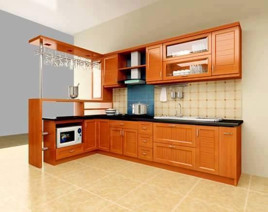 Dise o de cocinas modernas 2016 2017 1 decoracion de for Fachadas de cocinas