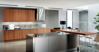 Diseño de cocinas modernas 2016-2017