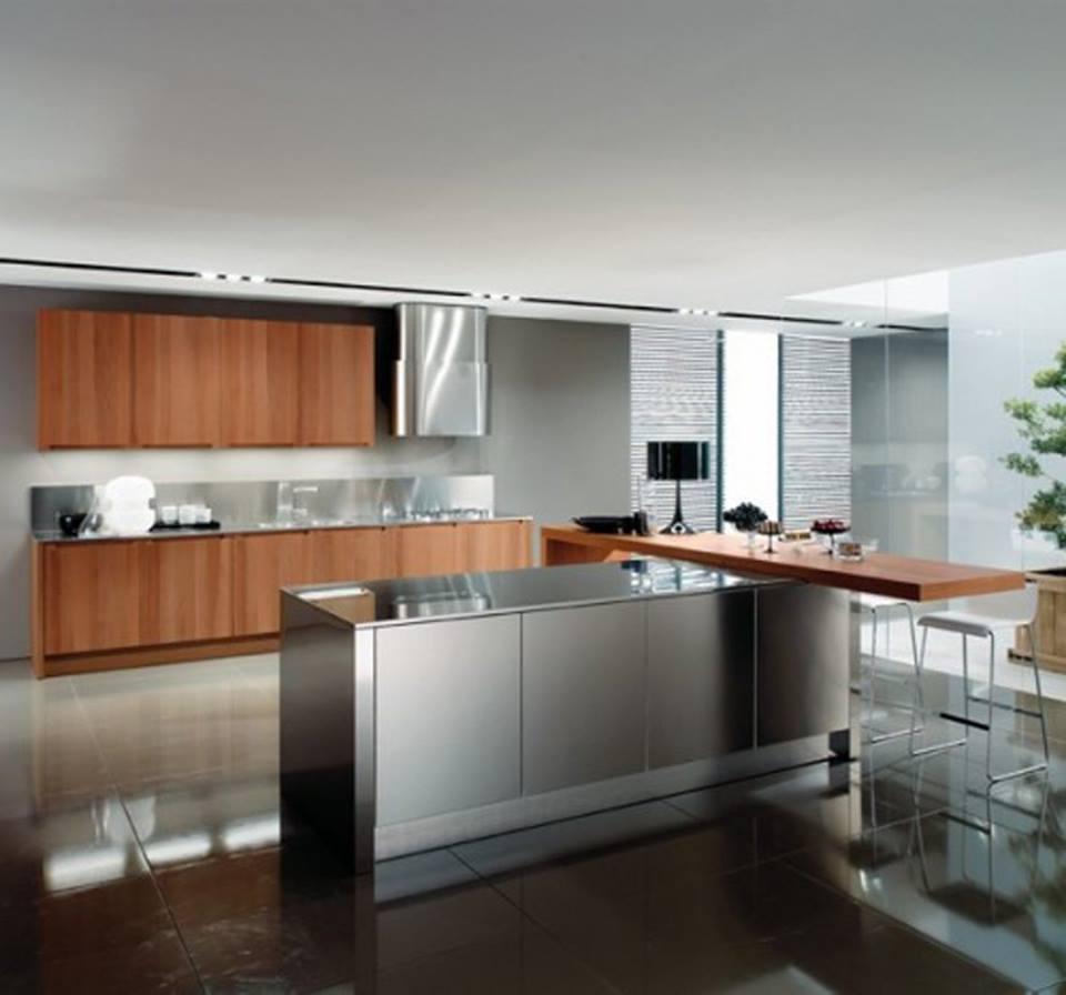 Diseño de cocinas modernas 2016-2017 | Decoracion de interiores ...