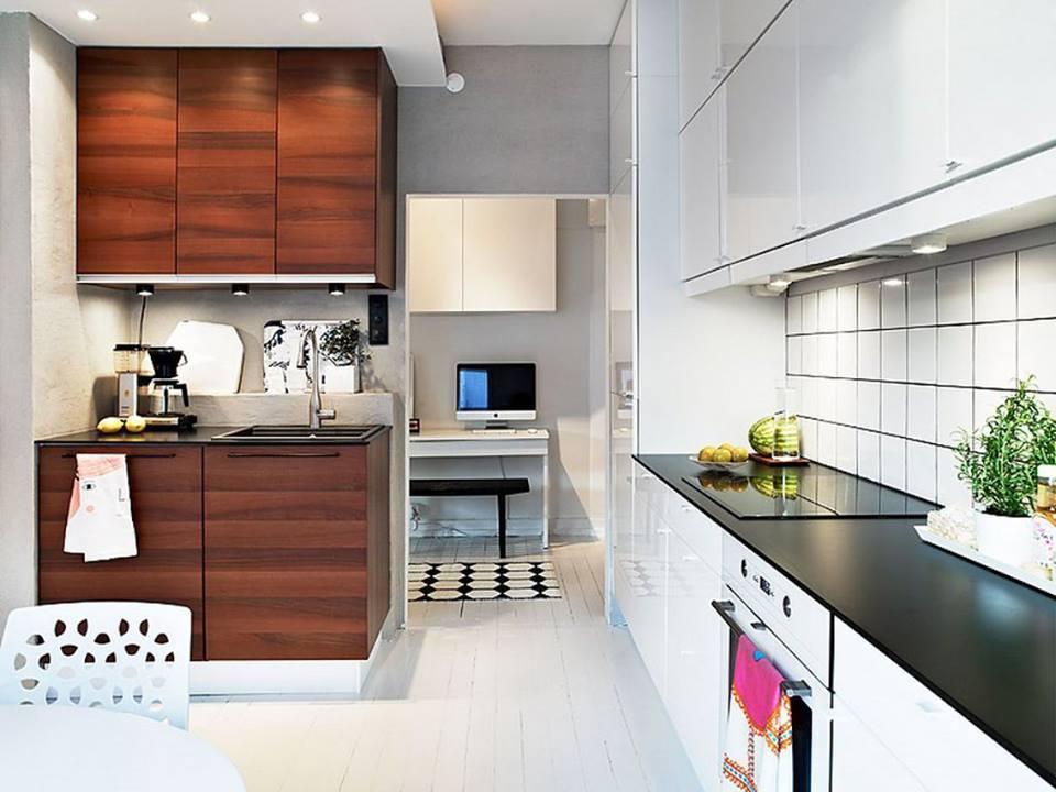 Diseño de cocinas modernas 2016-2017 (20) | Decoracion de interiores ...