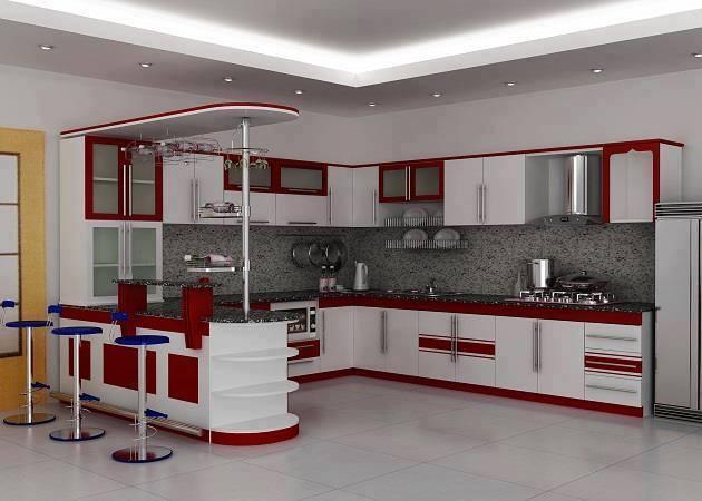 Dise o de cocinas modernas 2016 2017 5 for Cocinas modelos 2016