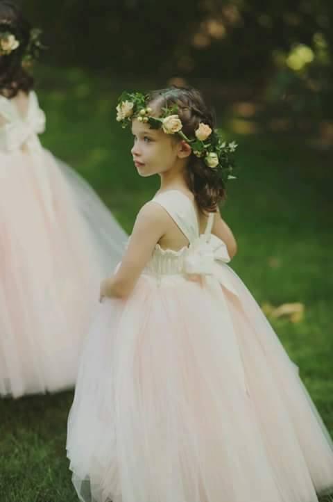 Dise 241 Os De Vestidos Elegantes Para Ni 241 As 6 Como