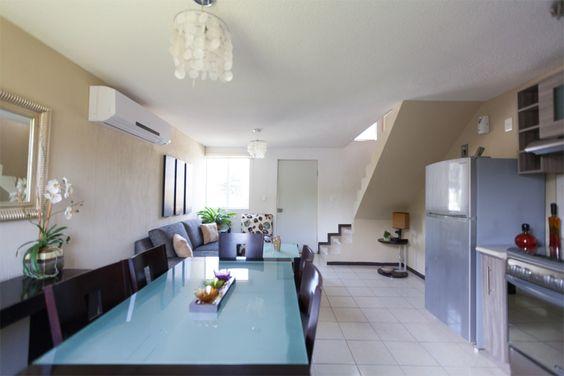 Diseño de interiores casas de infonavit